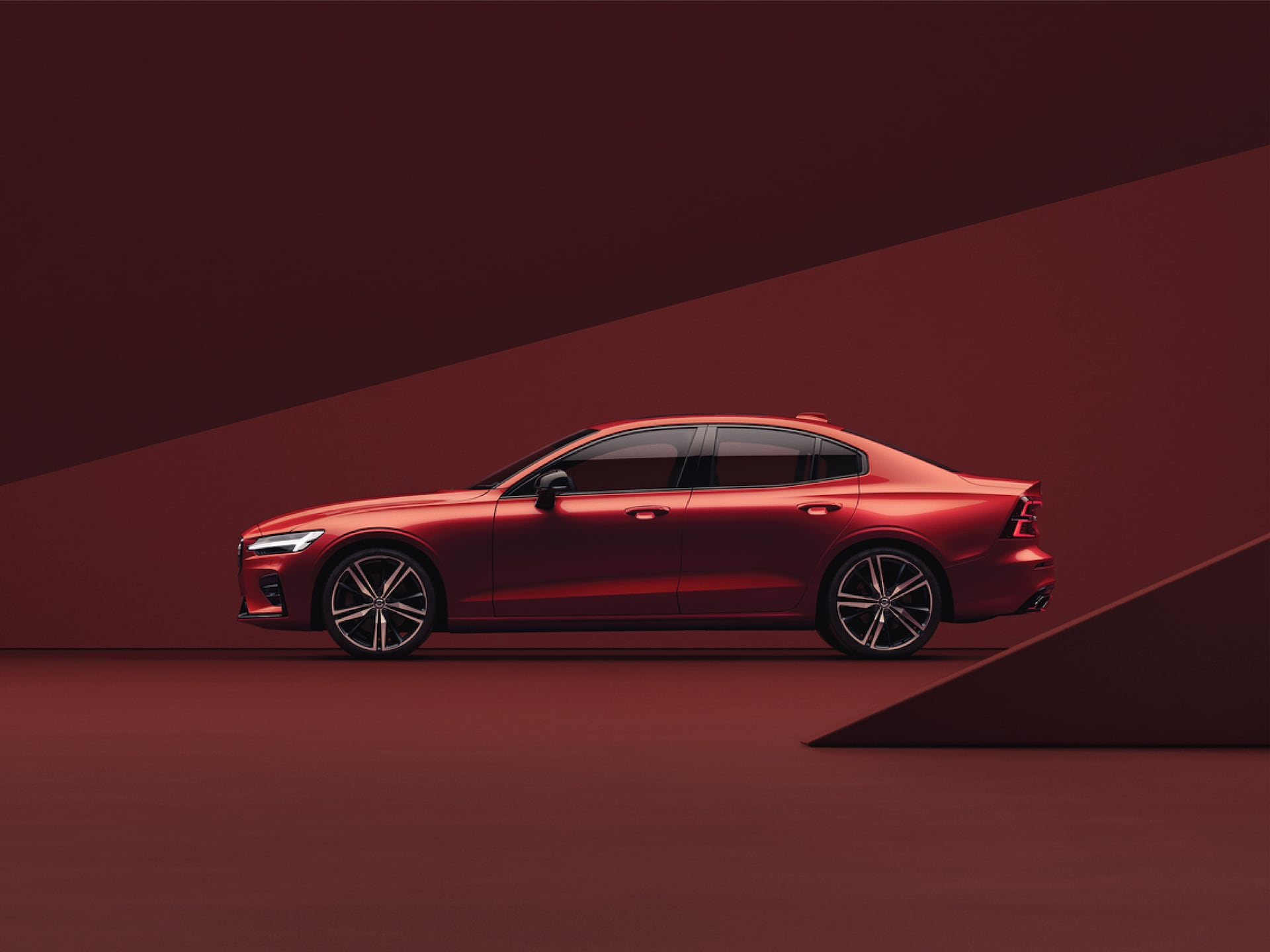 One more car. To help save more lives. The all-new Volvo S60.