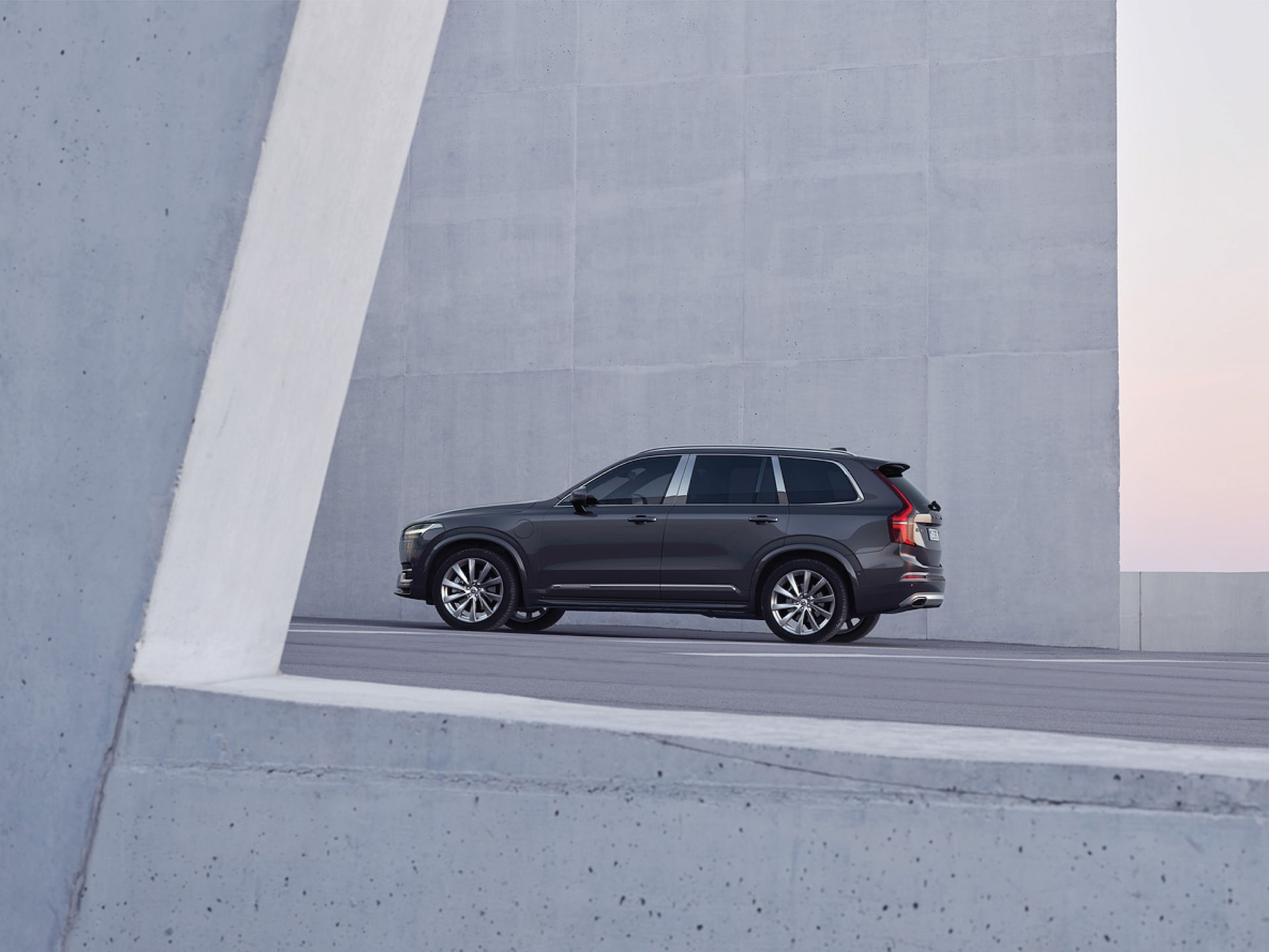 LUXURY DEFINED. The Volvo XC90 Excellence.