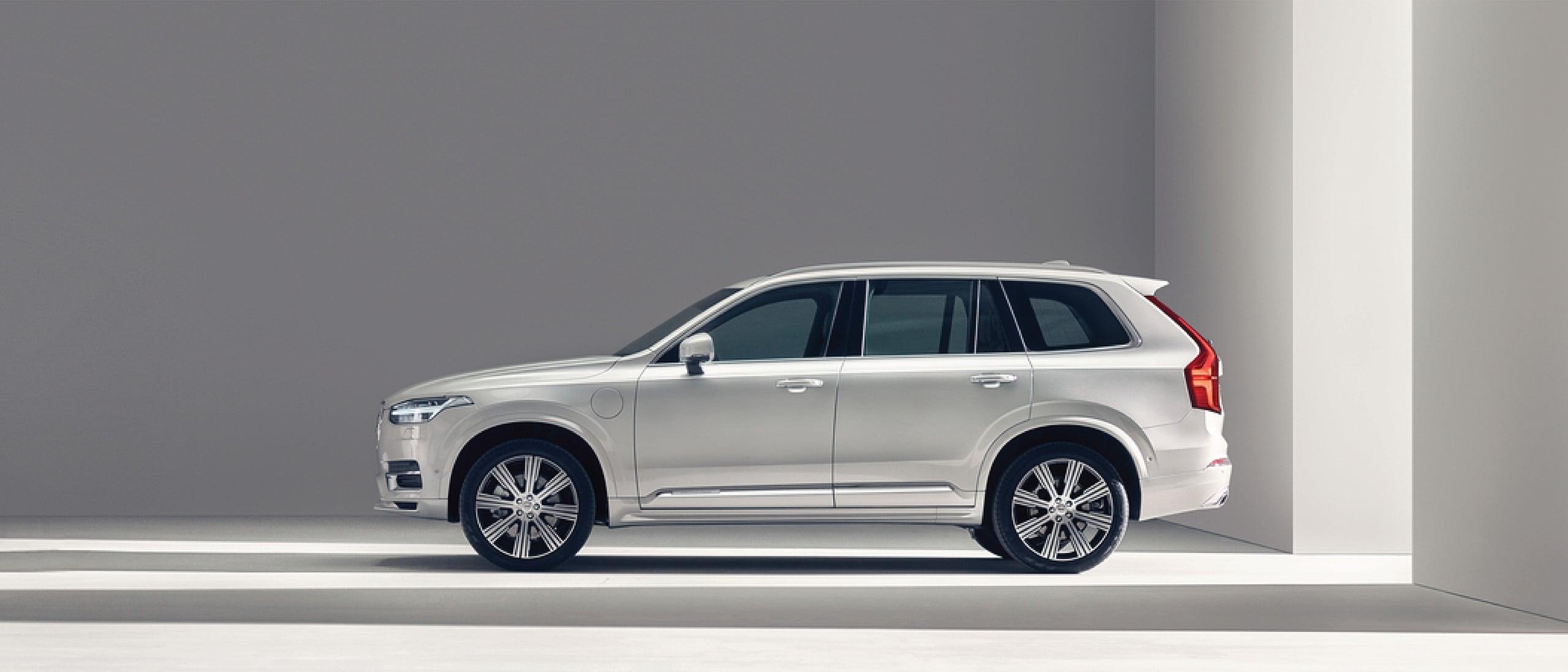 THE NEW VOLVO XC90. Drive the future.