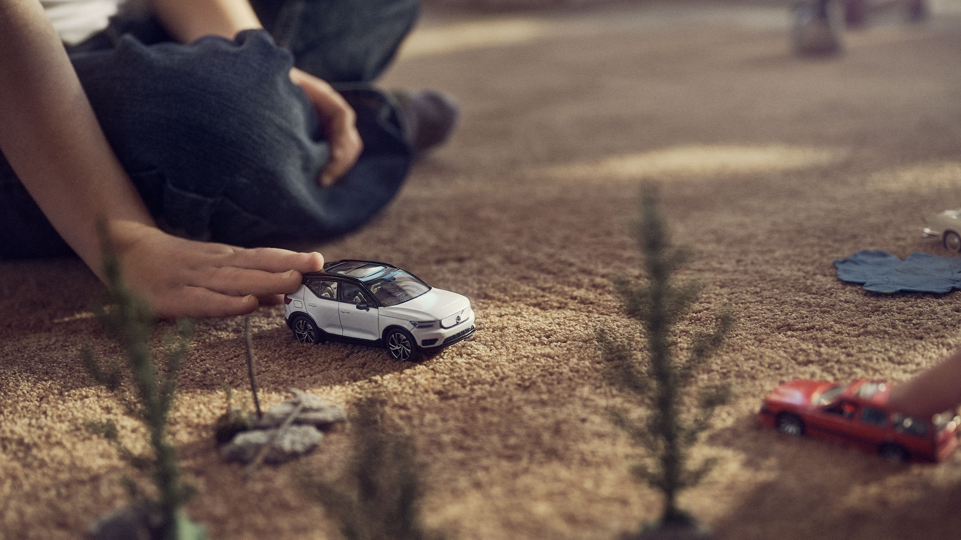 The future is electric with Volvo XC40 Recharge pure electric.