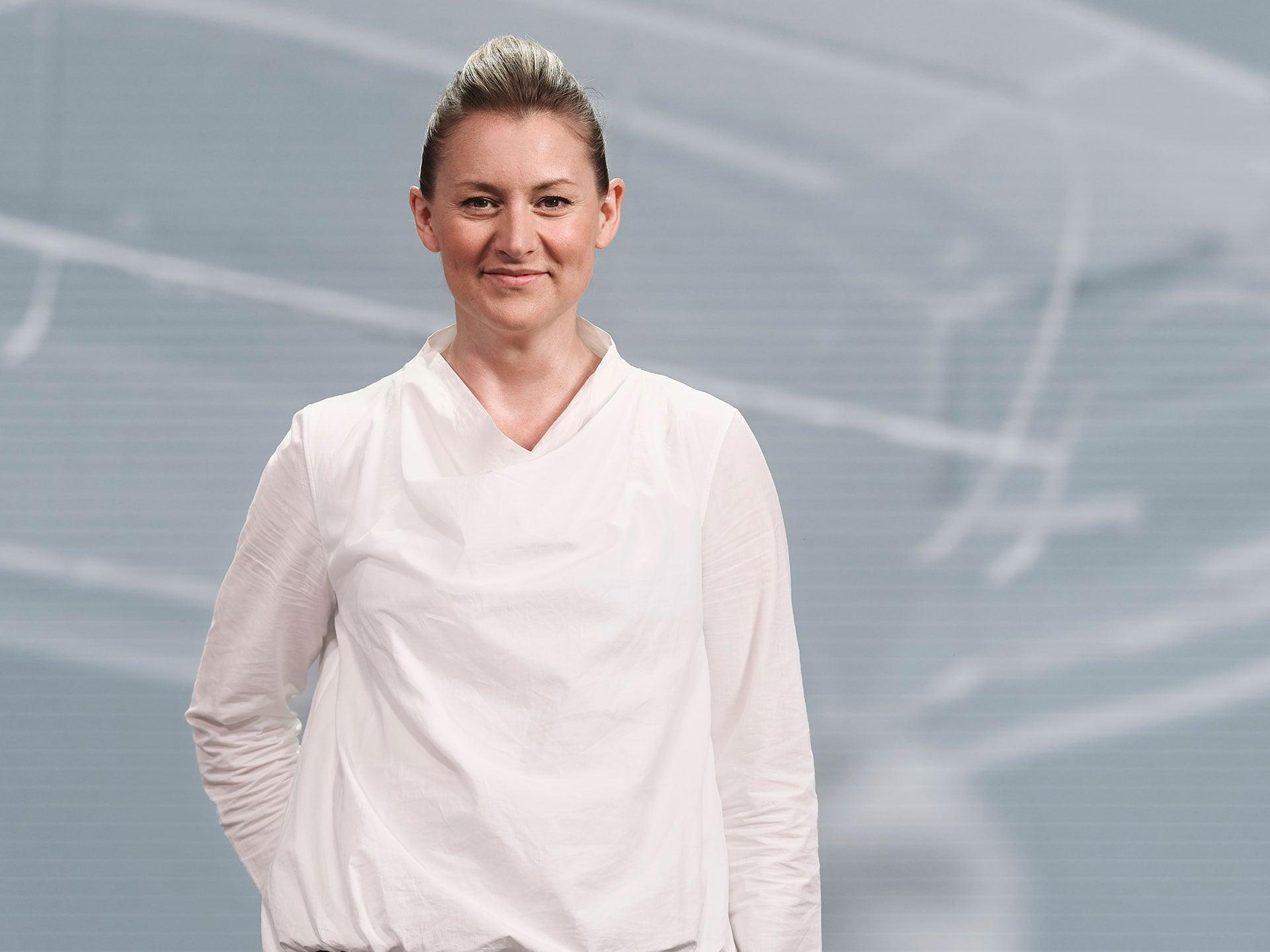 Nikki Rooke, head of communication Volvo tech moment 2021.