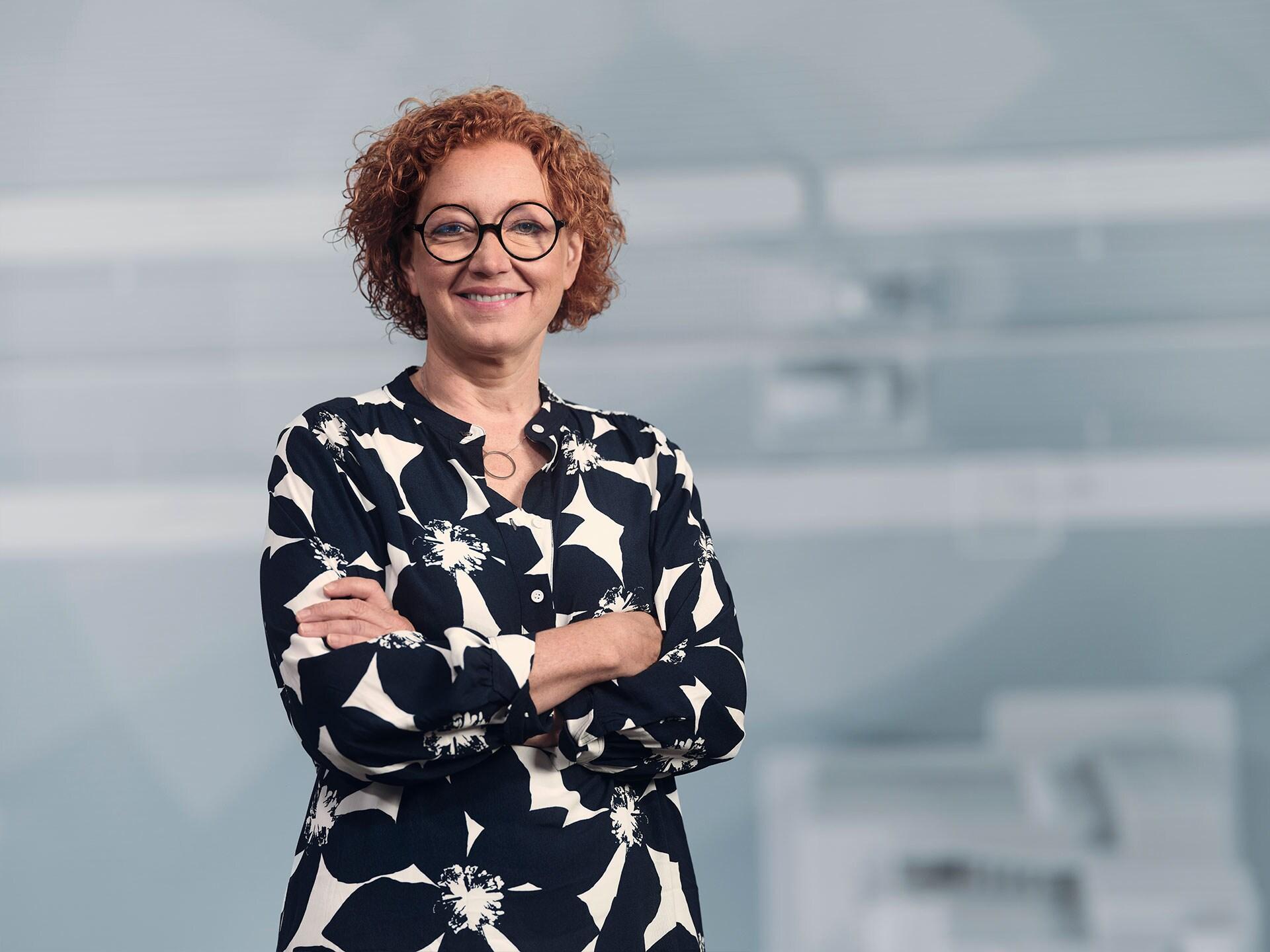 Ödgärd Andersson, Zenseact chief executive Volvo tech moment 2021.