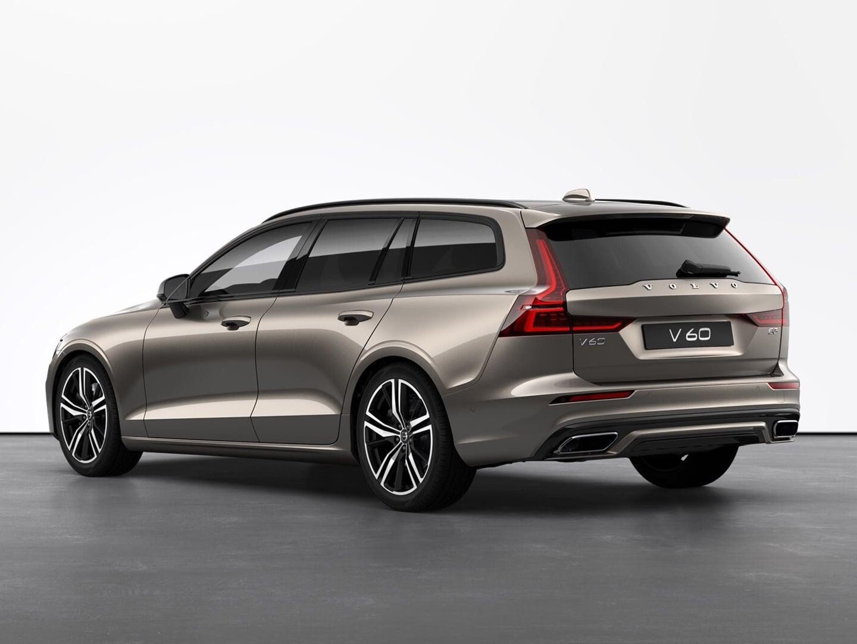 Noleggio V60 con Care by Volvo