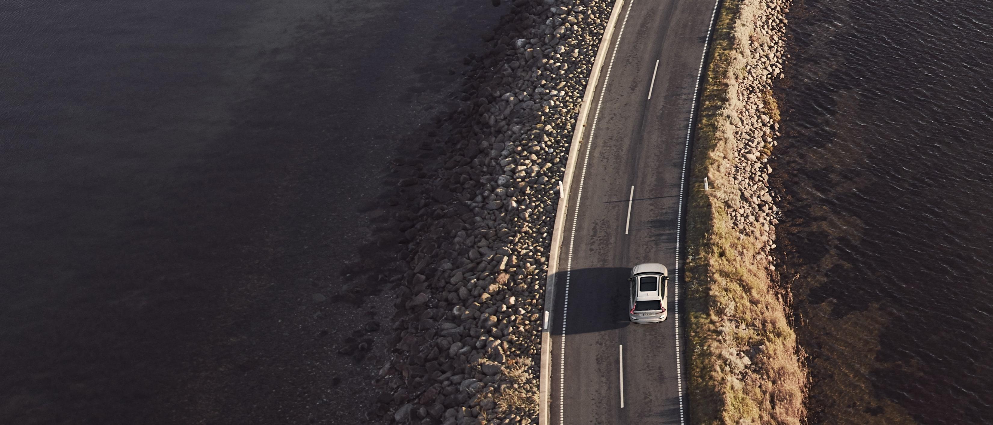 Noleggio V90 con Care by Volvo