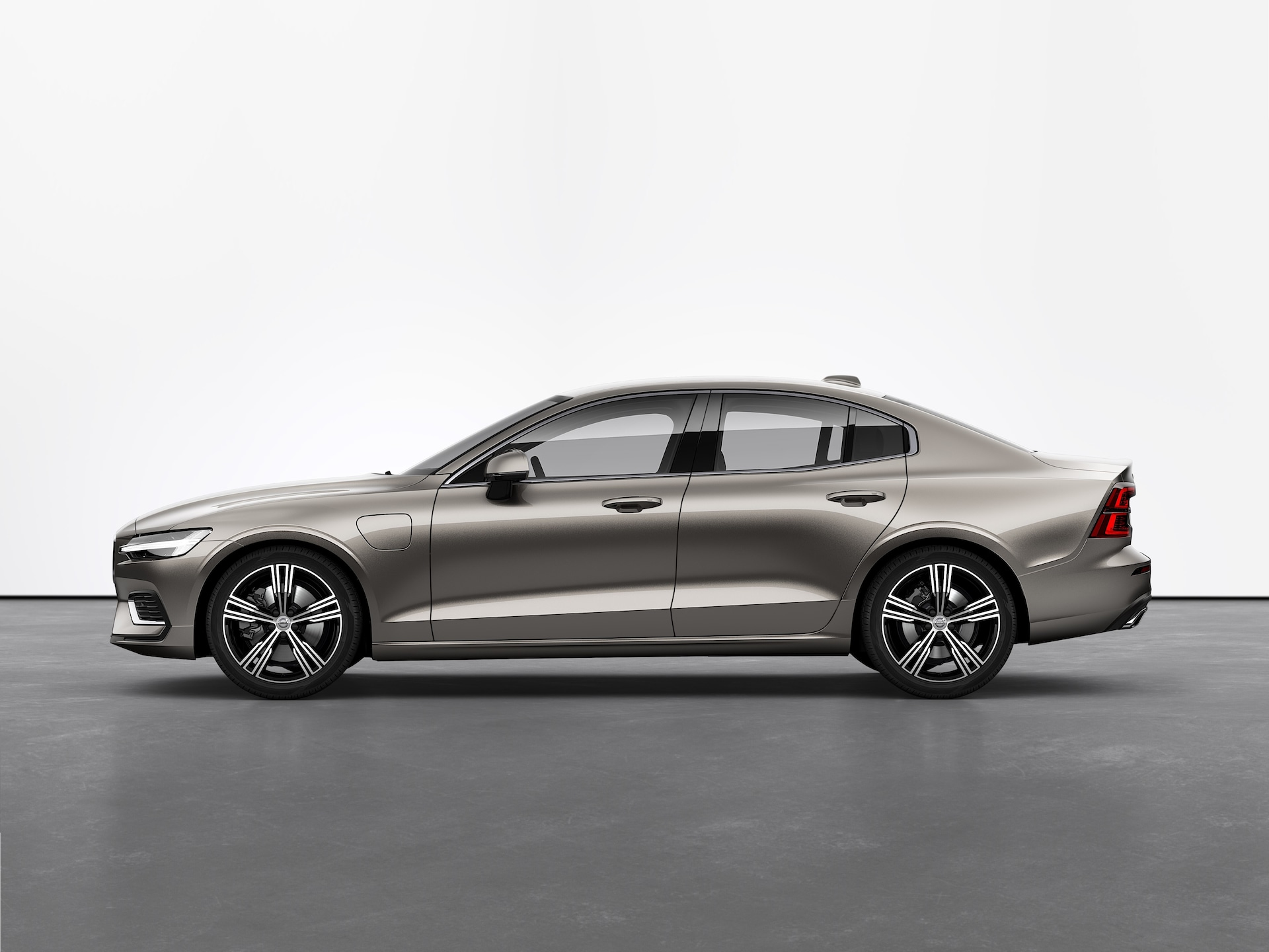 S60 Recharge Plug-in hybrid