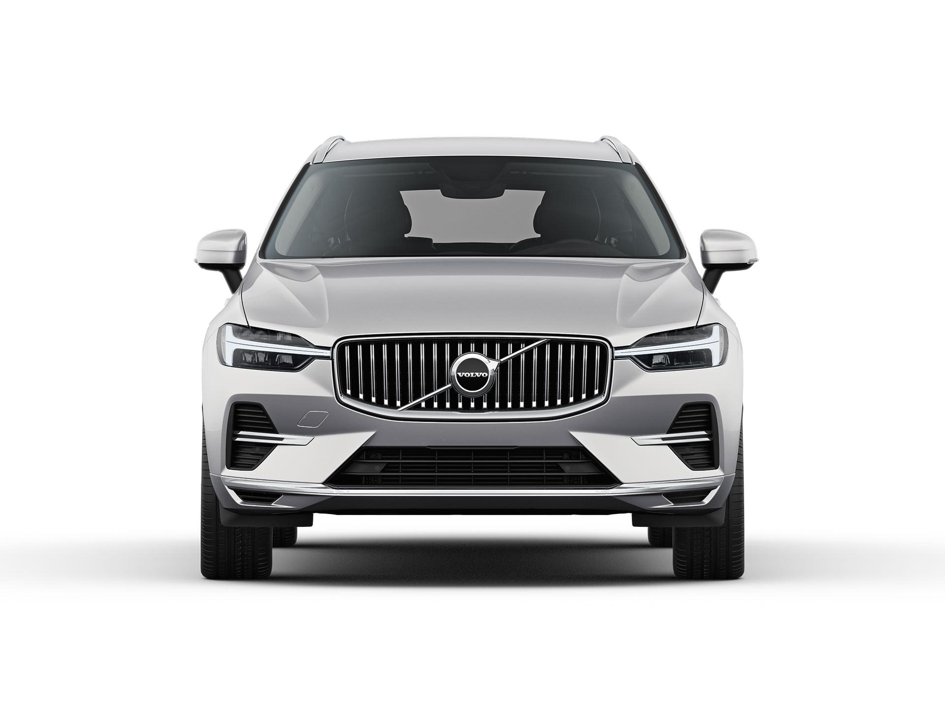Avant d'un SUV moyenne gamme Volvo XC60.