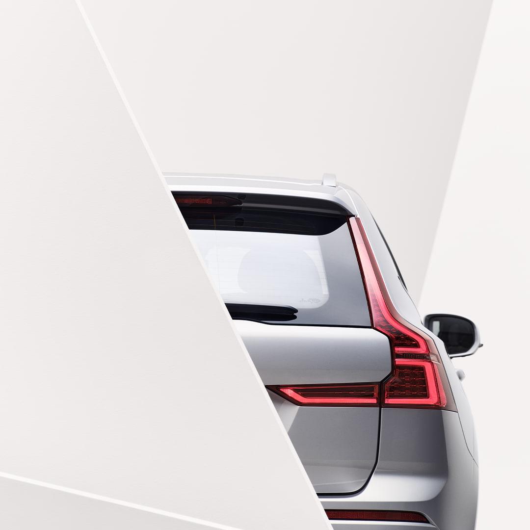 Jedna spoljašnja zadnja svjetla na modelu Volvo XC60.