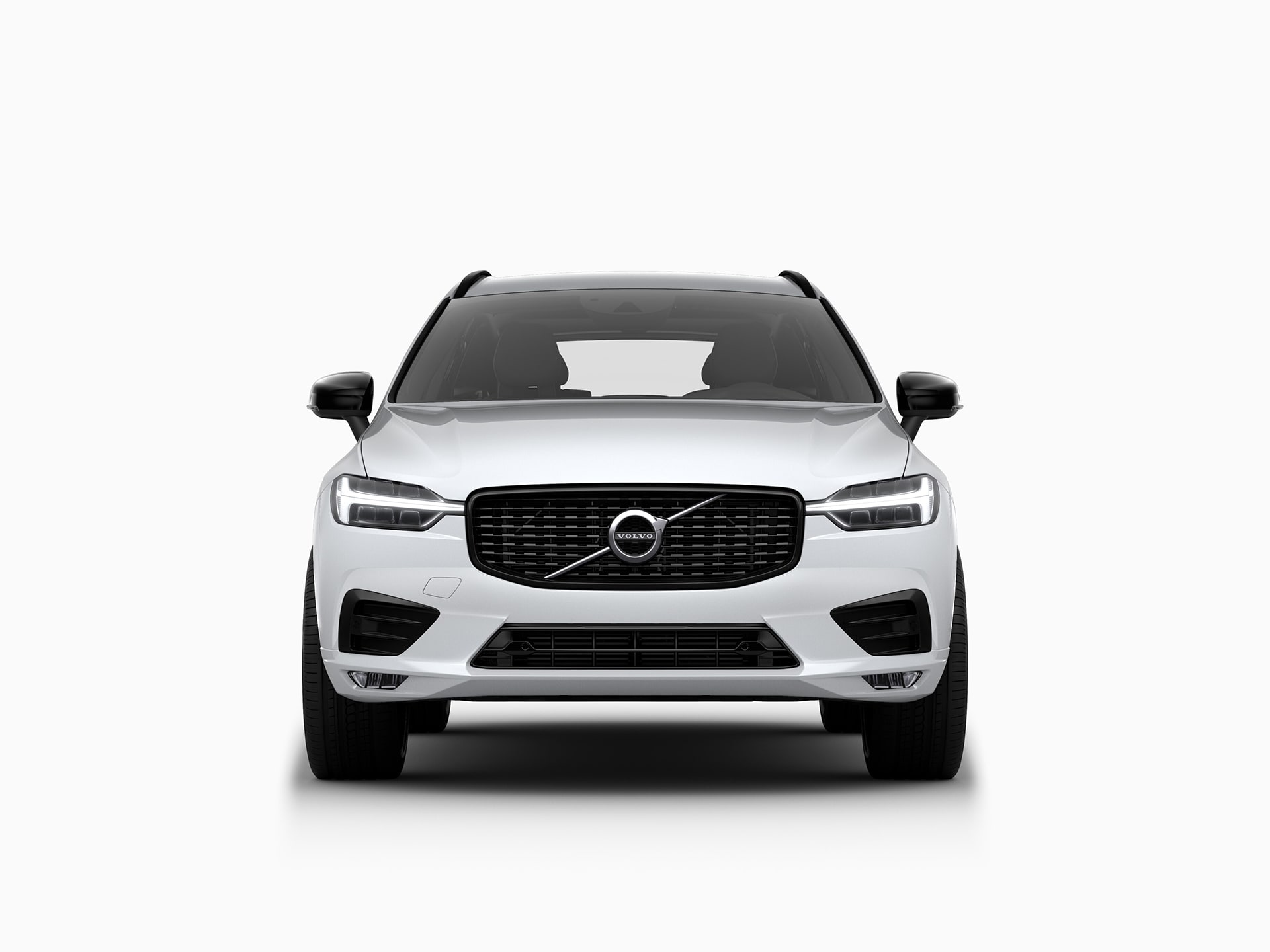 Przód Volvo XC60 SUV.