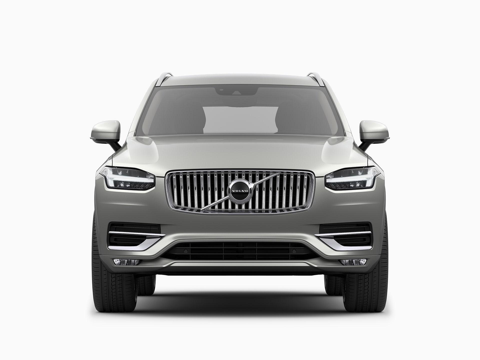Przód Volvo XC90 SUV.