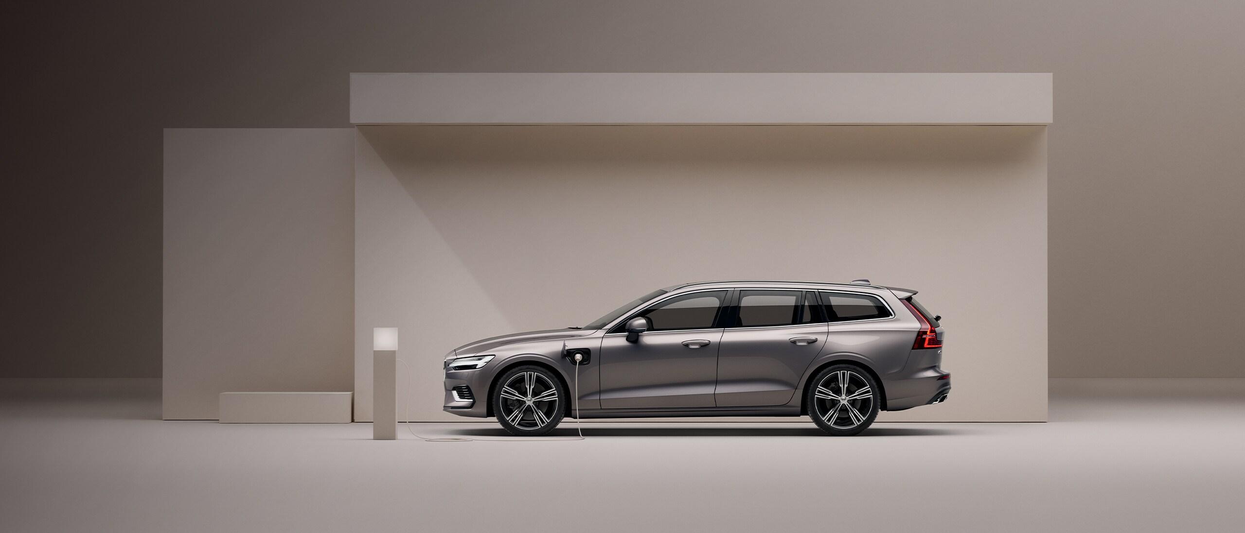 Volvo V60 Recharge laddhybrid