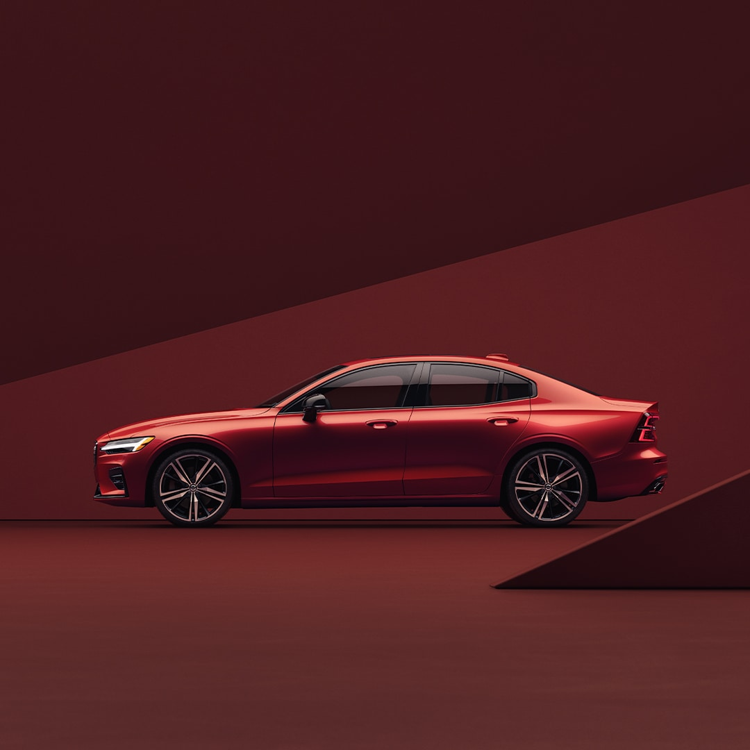 Trim Levels of the Volvo S60