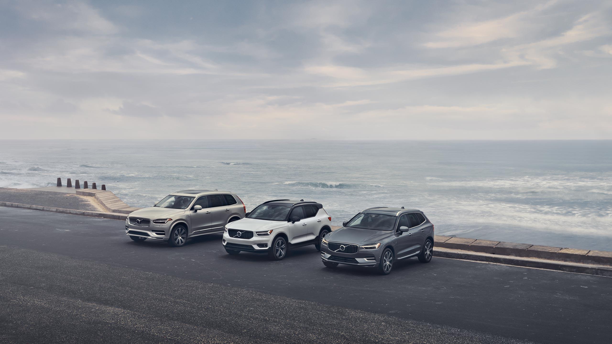 Volvo SUVs Summer Safely Event