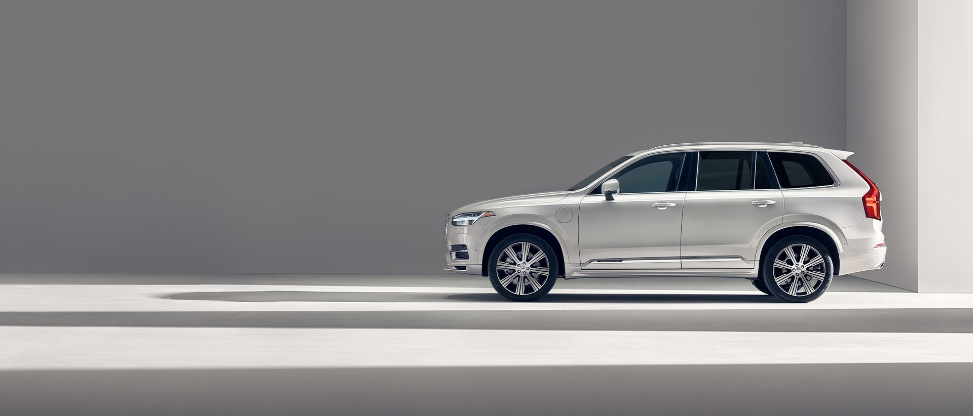 The Volvo XC90 plug-in hybrid